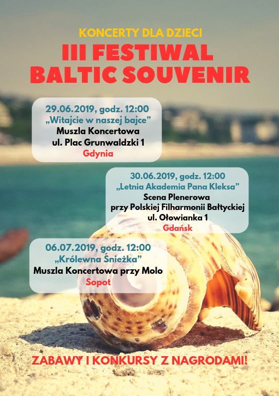baltic souvenir 2019