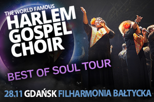 harlem gospel choir 1